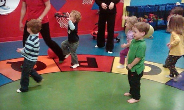 Little Sport - Maple Shade: $25 for a Two-Month Children's Play-Arena Membership at Little Sport in Maple Shade ($50 Value)