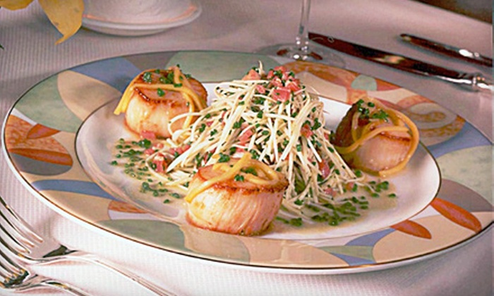 Padovani Grill - Honolulu: $30 for $60 Worth of Steak, Seafood, and French-Hawaiian Fare at Padovani Grill
