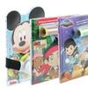 Disney Junior Book Bundle for Boys (4-Piece)