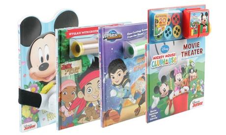 Disney Junior Book Bundle for Boys (4-Piece) 6857e390-1640-11e7-8164-002590604002