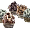 Belgian Chocolate Ch'up Cakes (6-Pack)