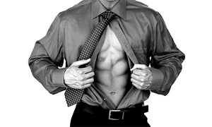 50 Shades Male Revue Show: 50 Shades Ladies Night Out on Saturday, January 6, at 8 p.m.
