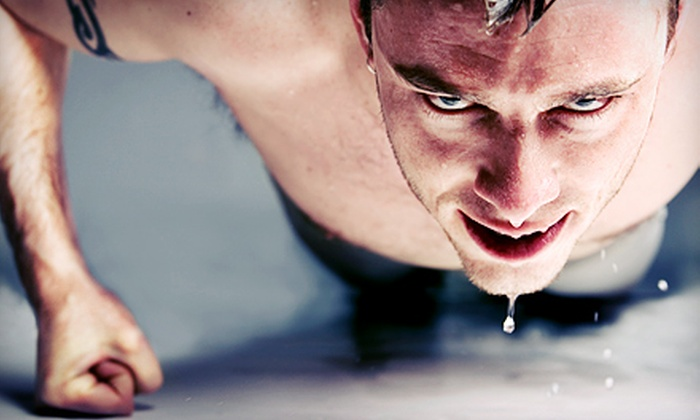 Wasatch Crossfit - Wasatch Crossfit: Eight CrossFit Classes with Body-Composition Analysis, or Month of Unlimited Classes at Wasatch Crossfit (Up to 80% Off)