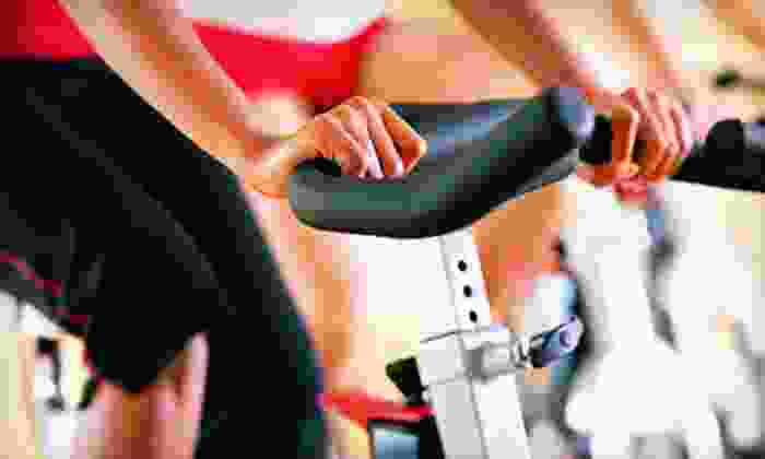 Pedal Wild - Spring Park: $29 for Five Cycling or Yoga Classes at Pedal Wild ($59 Value)