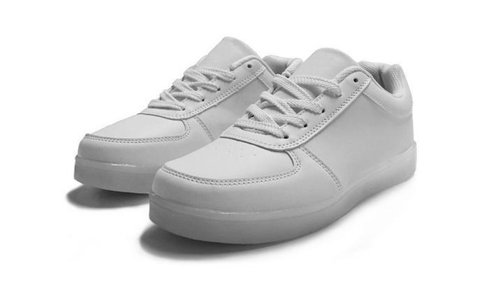 Chaussures Led Mixtes 100 Cuir Pointure Au Choix A 39 90 39 De Reduction
