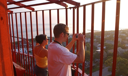 Visit to Cape May Lighthouse and World War II Lookout Tower for Two or Four (Up to 54% Off)