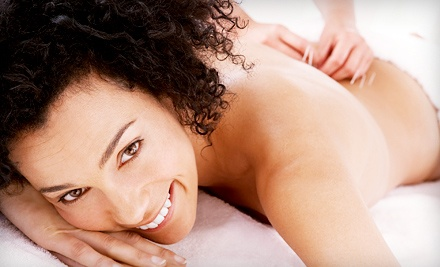 One, Two, or Three 60-Minute Massages or Acupuncture Treatments at Aesthetic Zone (Up to 65% Off)
