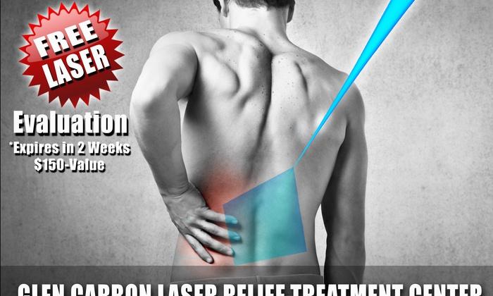 Back and Neck Pain Center - Glen Carbon: $66 for $300 Worth of Laser Therapy at Back and Neck Pain Center
