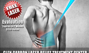 Back and Neck Pain Center: $89 for $300 Worth of Laser Therapy at Back and Neck Pain Center