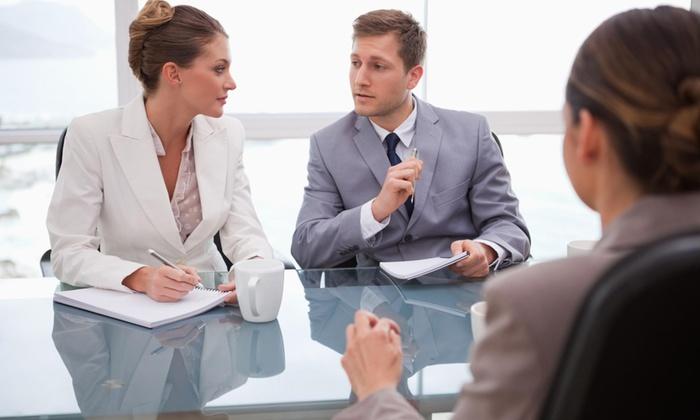 W Education & Consulting, LLC - New York City: 45-Minute Goal-Setting Session from W Education & Consulting, LLC (50% Off)