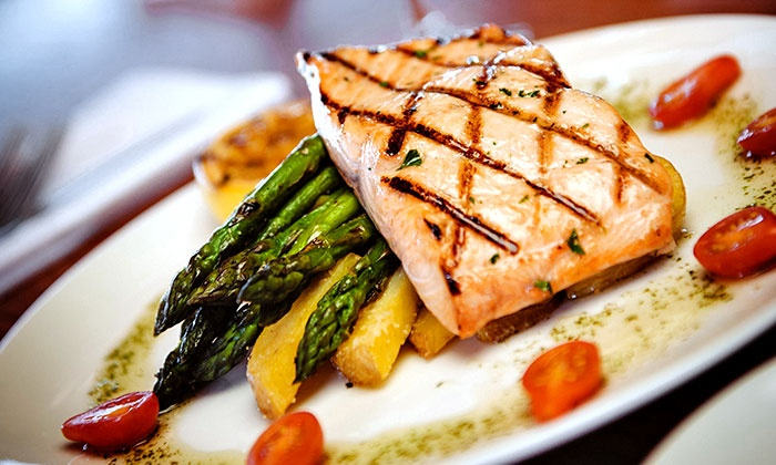 Kincaid's - Waterfront: $35 for a Steak and Seafood Dinner at Kincaid's ($50 Value)
