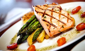 Kincaid's: $35 for a Steak and Seafood Dinner at Kincaid's ($50 Value)