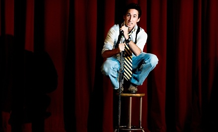 Comedy Show on Fri. and Sat. at 8:30PM from 5/4 to 6/17: 2 General Admission Tickets - Comedy Show in Spokane