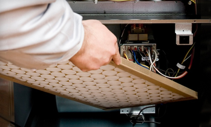 Signature Heating and Air - Des Moines: Air Conditioner Tune-Up, or Furnace and AC Diagnostic Service Call from Signature Heating and Air (Up to 70% Off)