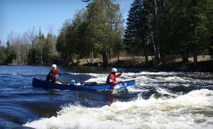 Pure Life Adventures: One-Day Guided Canoe Excursion for Two in Campbell's Bay - Pure Life Adventures in
