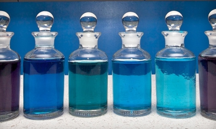 Essence Fragrance Lab - Back Bay: $40 for Custom-Made Fragrance at Essence Fragrance Lab