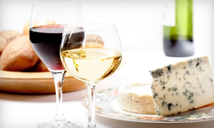 Sunfish Cellars - West St. Paul: Wine Tasting with Cheese Pairings for Two or Four at Sunfish Cellars in Lilydale (Up to 55% Off)