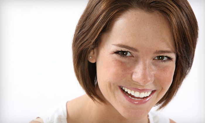 Perfect Ten Cosmetic Teeth Whitening - Sola Salon: $49 for an In-Office Teeth-Whitening Treatment at Perfect Ten Cosmetic Teeth Whitening ($199 Value)