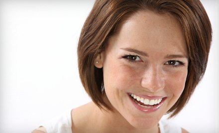 $49 for an In-Office Teeth-Whitening Treatment at Perfect Ten Cosmetic Teeth Whitening ($99 Value)