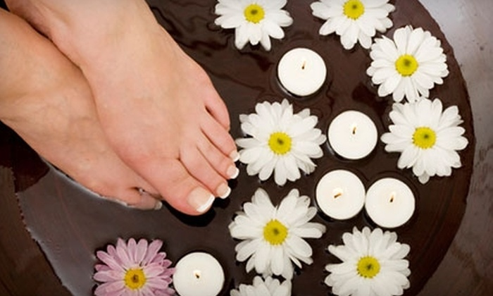 Perfect Nail - Upper East Side: $46 for a Spa Mani-Pedi at Perfect Nail