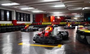 MOKART: Grand Prix Kart per 5 persone con equipaggiamento incluso al circuito Mokart di Cinisello Balsamo (sconto 51%)