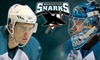 $10 for a Worcester Sharks Hockey Game