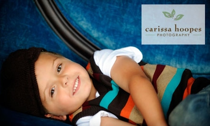 Carissa Hoopes Photography - Kyle-Buda: $35 for One 90-Minute Photo Session, Plus a $75 Printing Credit, at Carissa Hoopes Photography