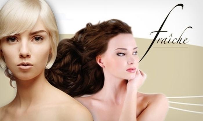 Fraiche Salon - Downtown Toronto: $60 for $120 Worth of Salon Services at Fraiche Salon
