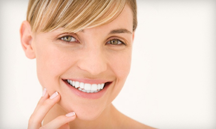 Smile Cafe - Murray Hill: Dental Exam, Digital X-Rays, and Cleaning with Invisalign Consultation at Smile Cafe (Up to 90% Off). Zoom! Teeth Whitening Option Also Available.