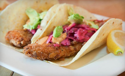 $20 Groupon for Latin AmericanFusion Fare and Drinks - Pasion Latin Fusion in Albuquerque