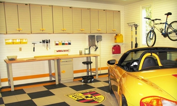 GarageTek - Washington Mall: $499 for $1,000 Toward the Purchase and Installation of an Organization System from GarageTek