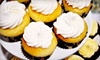 The Icing & the Cake - Mooresville: $15 for a Dozen Cupcakes from The Icing & the Cake in Mooresville ($30 Value)