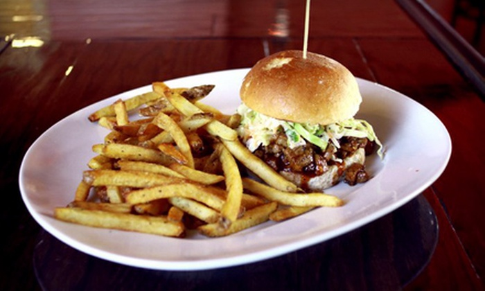 R&R Public House - Meridian: $20 for $40 Worth of Modern Pub Fare and Drinks at R&R Public House