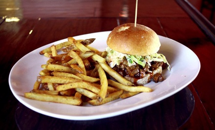 $40 Groupon to R&R Public House - R&R Public House in Meridian