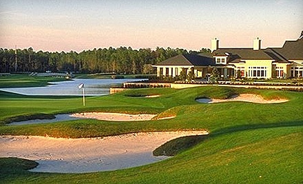 St. John's Golf and Country Club - St. John's Golf and Country Club in St. Augustine
