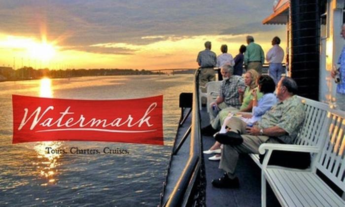 Watermark Journeys - Otterbein: $10 for 90-Minute Inner Harbor and Key Bridge Cruise from Watermark Journeys ($20 Value)