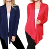 Women's Open-Front Cardigan in Assorted Colors (3-Pack)