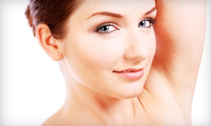 Yuva Aesthetics & Wellness - The Properties: $119 for Three Laser Hair-Reduction Treatments at Yuva Aesthetics & Wellness (Up to $450 Value)
