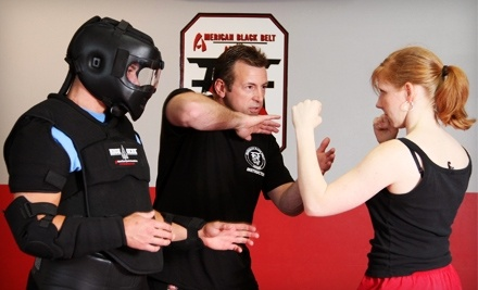 American Black Belt Academy: 1-Hour Womens Self-Defense Class  - American Black Belt Academy in Athens