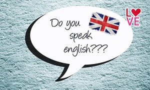 EASY ENGLISH INSTITUTE: 2, 4 o 6 mesi d'inglese all you can learn per una persona da Easy English Institute (sconto 91%)