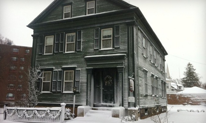Image result for Lizzie Borden's Bed and Breakfast in Fall River, Massachusetts: