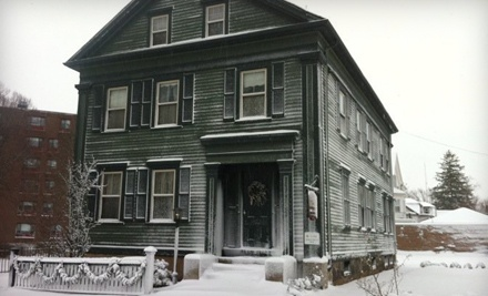 Lizzie Borden Bed & Breakfast and Museum: 2 Adult Historical-Tour Tickets - Lizzie Borden Bed & Breakfast and Museum in Fall River