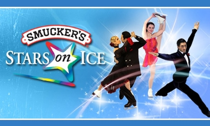 Smucker's Stars on Ice - West Valley City: Ticket to Smucker's Stars on Ice Tour. Choose from Two Different Seating Options.