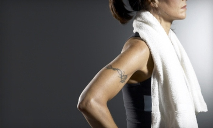 Custom Fit Personal Training - Lincolnshire: $20 for Five-Pack of Classes at Custom Fit Personal Training ($100 Value)