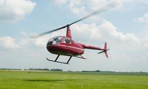 Helico.nu: Bon d'achat de 220 euros ou 340 euros valable sur un vol en hélico et ULM en optionchezHelico.nudès 19,99€