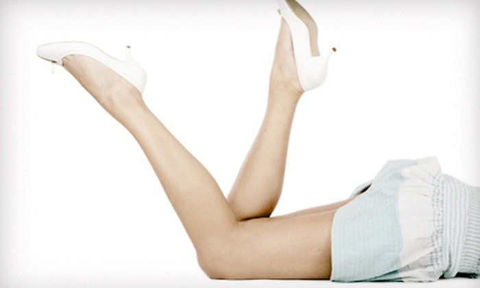 Skin Renew Laser & Vein Clinic - Brentwood: $150 for Two Laser Spider-Vein Treatments at Skin Renew Laser & Vein Clinic in Brentwood ($596 Value)