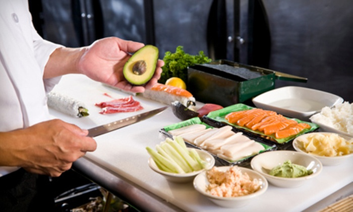 I Am Chef Apple - Baltimore: Two-Hour Sushi-Making Class for One, Two, or Four at I Am Chef Apple (Up To 63% Off)