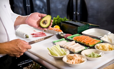 Admission to a Sushi-Making Class For Two (a $250 value) - I Am Chef Apple in Baltimore