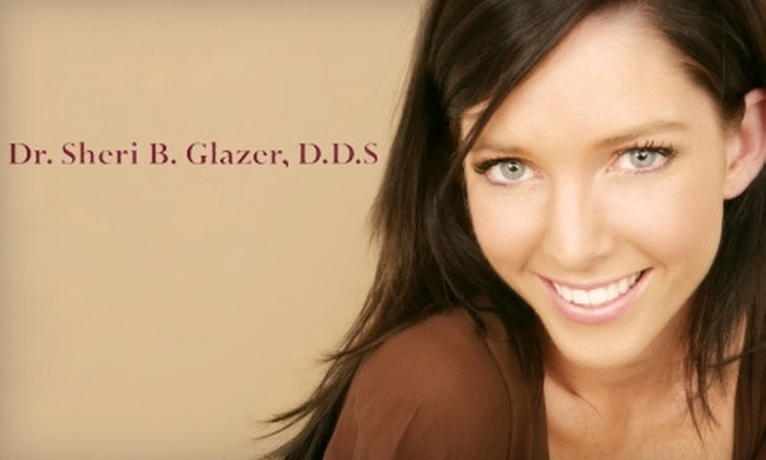 Dr. Sheri B. Glazer, DDS - Village of the Branch: $49 for Dental Exam, Cleaning, X-Rays, and Cosmetic Consultation from Dr. Sheri B. Glazer, DDS, ($349 Value) in Smithtown
