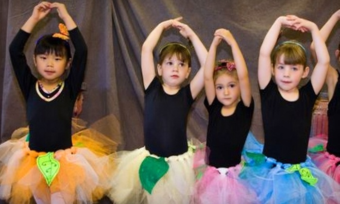 ESC for the Arts - Gunbarrel: $45 for Four Summer Dance Classes at ESC for the Arts in Boulder ($98 Value)